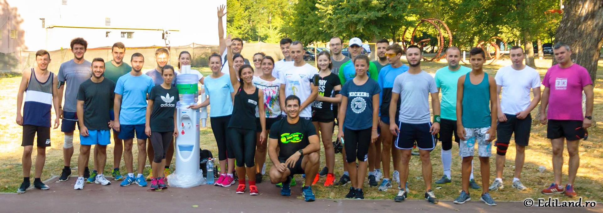 Alergarea de sâmbătă